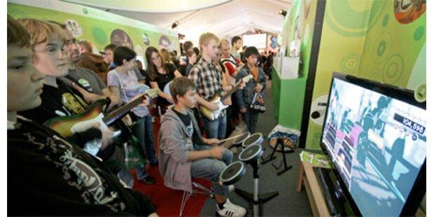 53.000 besuchten die Game City 2009
