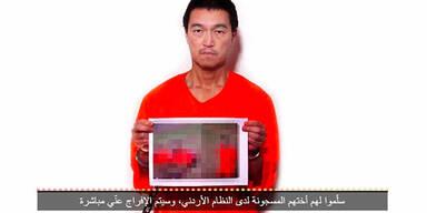 ISIS-Terroristen köpfen japanische Geisel