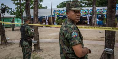 Bombenserie in Thailand: Erste Festnahmen