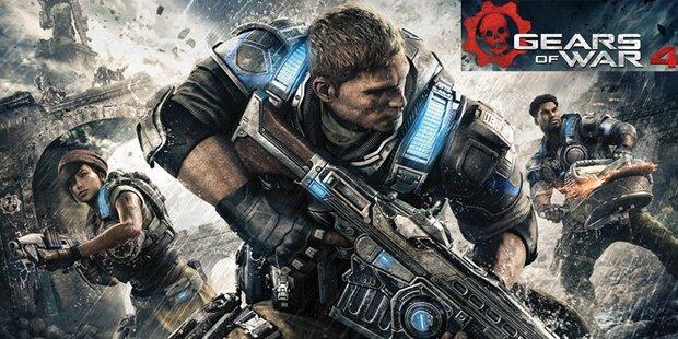 Gears of War 4: Starttermin steht fest