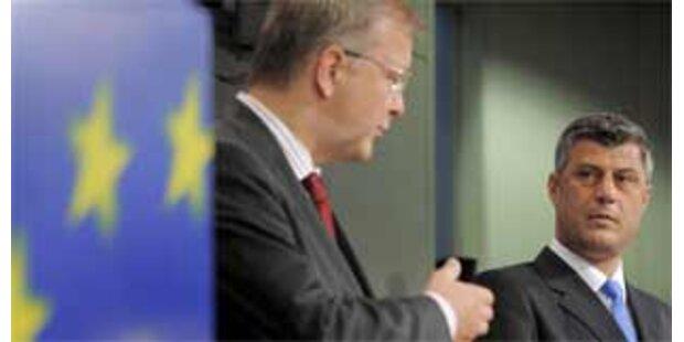 Österreich sagt 15 Mio. Euro für Kosovo zu