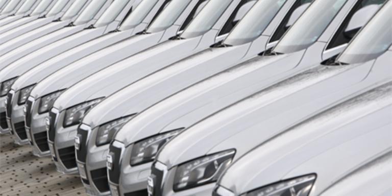 PKW-Verkäufe stiegen im November um 29,4 Prozent
