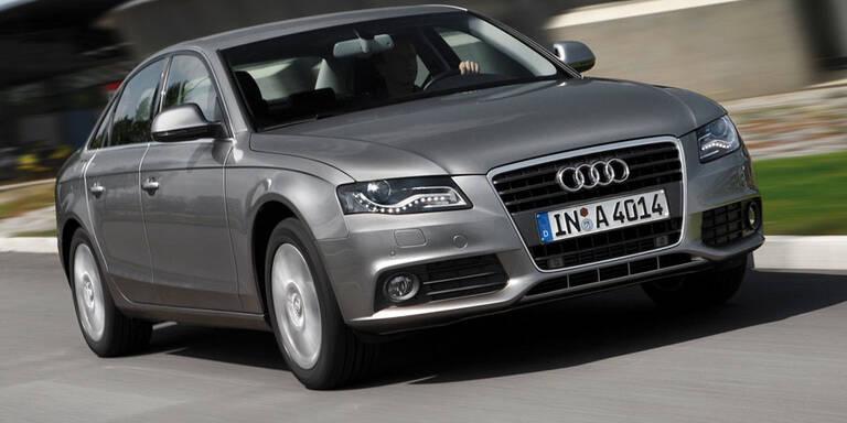 Die beliebtesten Gebrauchtwagen Österreichs