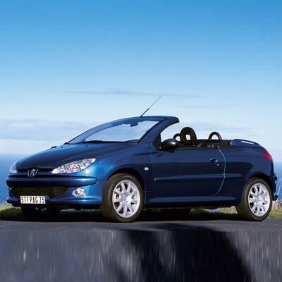 Top-10 der beliebtesten Gebraucht-Cabrios