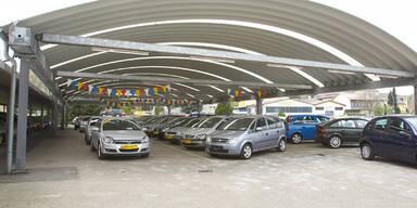 Extremer Boom bei Gebrauchtfahrzeugen