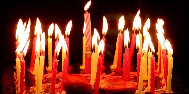 Haben Sie am 29. Februar Geburtstag?