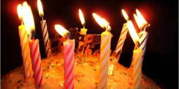 Dezember-Geborene leben am längsten