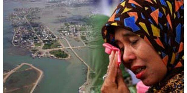 Gedenken und Gebete am dritten Tsunami-Jahrestag