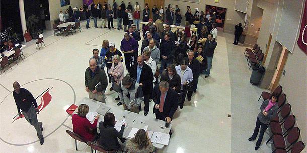 US-Wahl in North Carolina