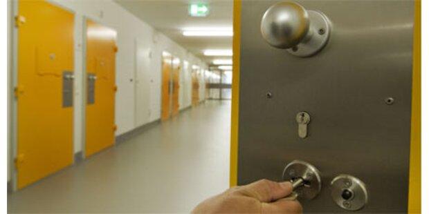 Gefängnisse sind wieder voll