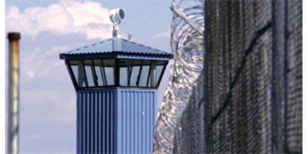 US-Sheriff ließ Häftlinge aus Habgier hungern