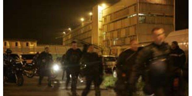Französischer Häftling in Gefängnishof erschossen