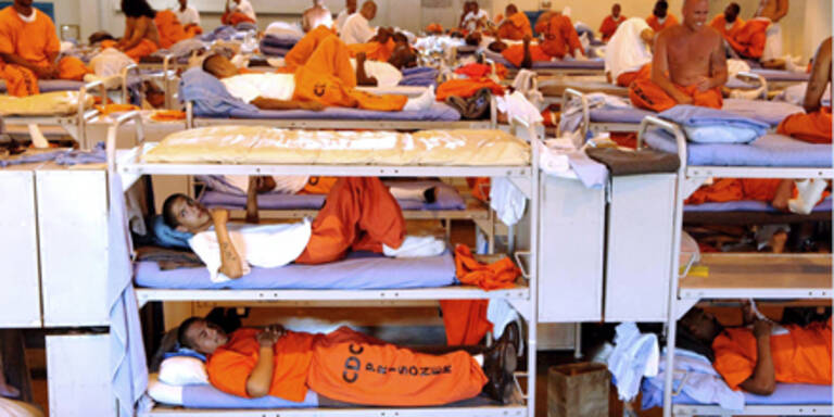 Kalifornien: Bald 40.000 Häftlinge frei