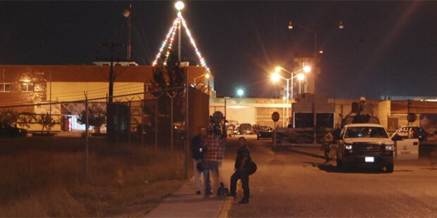 31 Tote bei Knast-Prügelei in Mexiko