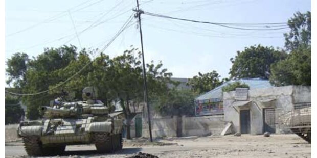 Über 20 Tote bei Gefechten in Somalia