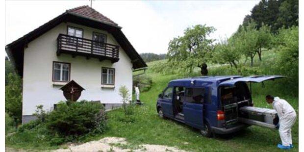 Diebe fesselten Frau + raubten Haus aus