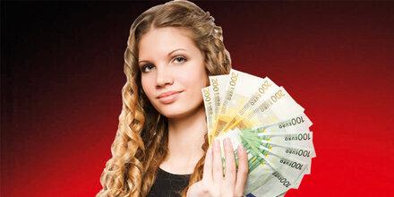 Bank bezahlt Kunden für Kredit!