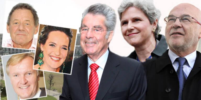 Wahl Bundespräsident Prominente