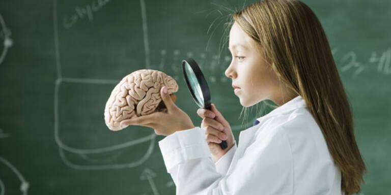 Arme Kinder haben kleinere Gehirne