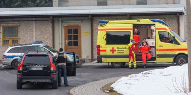 Geisel-Drama in deutschem Gefängnis