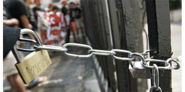 Kinder in Manila als Geiseln genommen