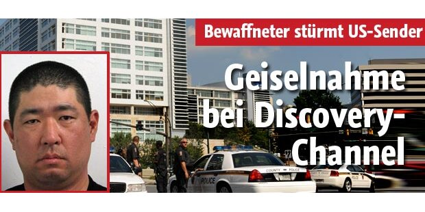Geiselnahme bei Discovery Channel