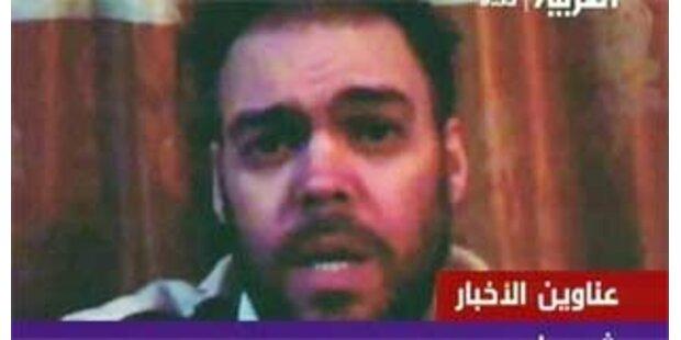 Video von britischer Geisel im Irak aufgetaucht