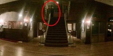 Mysteriöser Geist spukt in Kult-Hotel
