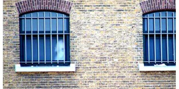 In einem ehem. Gefängnis solls spuken
