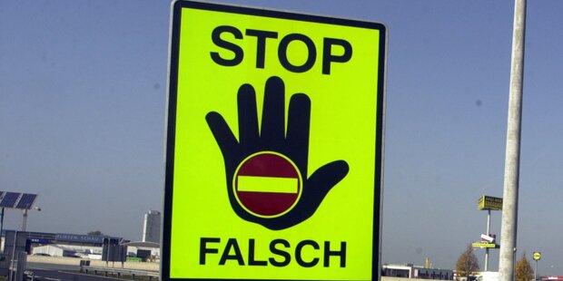51-Jährige stirbt bei Geisterfahrerunfall auf der A1