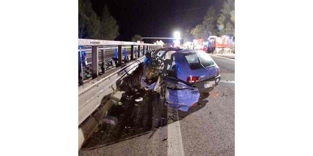 Geisterfahrer inszenierte Selbstmord auf der S6