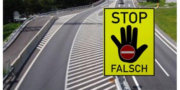 Polizei stoppt Alko-Geisterfahrer auf A2