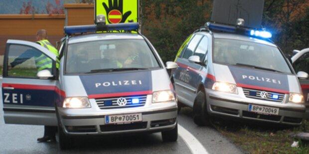 Alarm: Geisterfahrer im Doppelpack