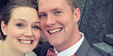 Rätsel um Geisterkind auf Hochzeitsfoto