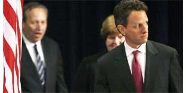 Timothy Geithner wird US-Finanzminister