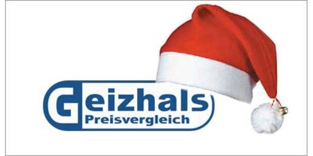 Geizhals-Nutzer wollen 2009 mehr sparen