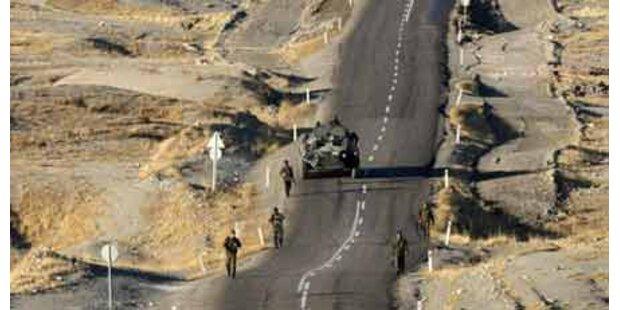 100 Kilo-Bombe tötete neun Soldaten