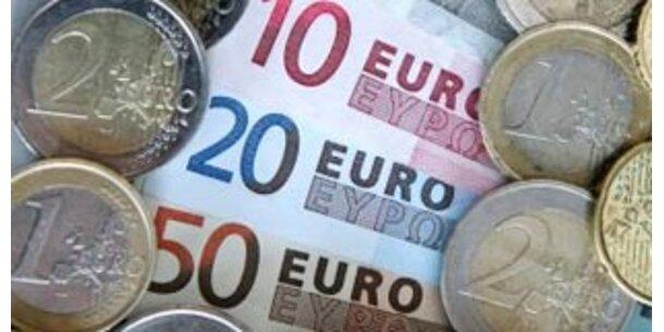 Höhenflug des Euro hält weiter an