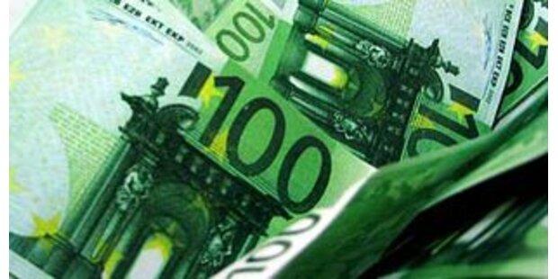 Student wollte 8,7 Mio Euro in bar schmuggeln