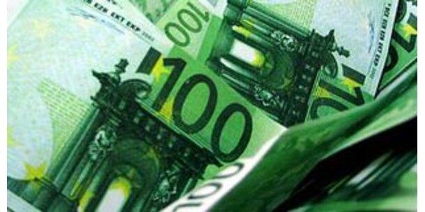 Euro wieder unter 1,40 Dollar gerutscht