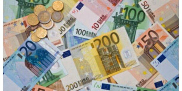 Regierung erwartet 0,6 Prozent Budgetdefizit 2008