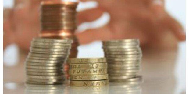 Steuerplus liegt schon bei 3,3 Mrd Euro