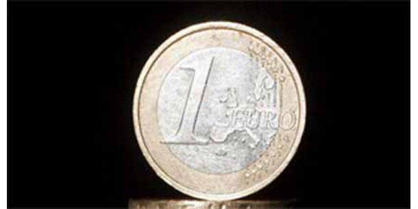 Euro-Teuerung im Mai auf Rekordtief