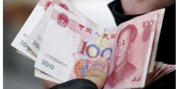 China senkt Leitzins auf 5,58 Prozent