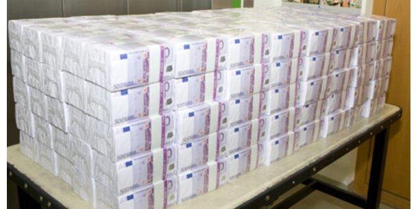Sparpaket kostet jeden 1.500 Euro