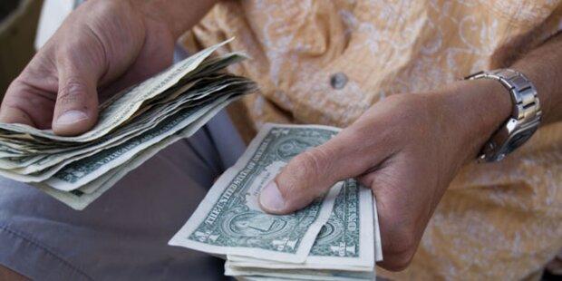 Unsichtbare QR-Codes gegen Geldfälscherei