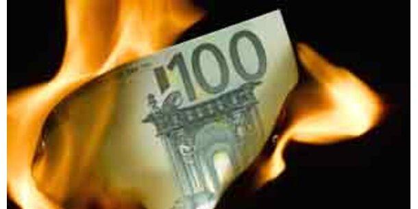 Krise kostet jeden Österreicher 10.000 Euro