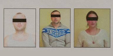 Geldtransporter-Überfall: Verdächtige in Haft