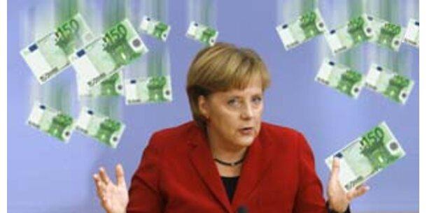 Deutschland schafft erstes Nulldefizit seit 1969