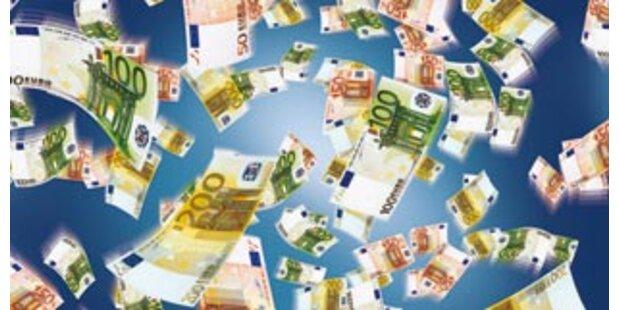 Altpolitiker kosten jährlich 85 Mio. Euro